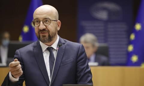 Μισέλ: Θετική ατζέντα στην Τουρκία αν υπάρξει πρόοδος σε ελληνοτουρκικά και Κυπριακό