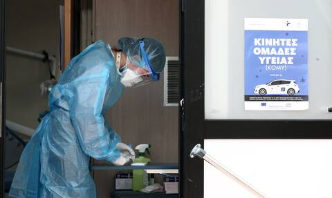 Greece registers 1,317 new coronavirus infections on Monday; 811 in ICUs nationwide