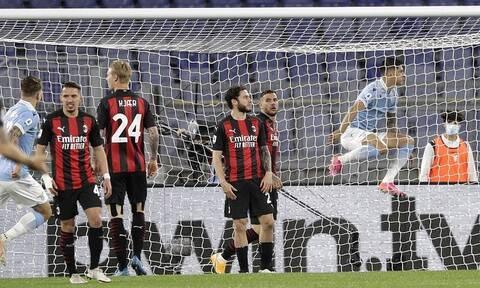 Serie A: Πάρτι της Λάτσιο κόντρα στη Μίλαν – Γκολ από Premier League και LaLiga (videos)