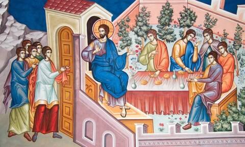 Μεγάλη Τρίτη: Σήμερα η καταδίκη των Φαρισαίων και το Tροπάριο της Κασσιανής