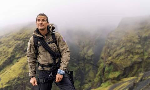 Bear Grylls: Ο survivor που επιβιώνει στα πιο άγρια μέρη του κόσμου