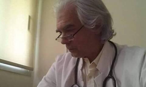 Θλίψη για τον πνευμονολόγο του Θριάσιου - «Παρέμεινε στις επάλξεις μέχρι την τελευταία του πνοή»