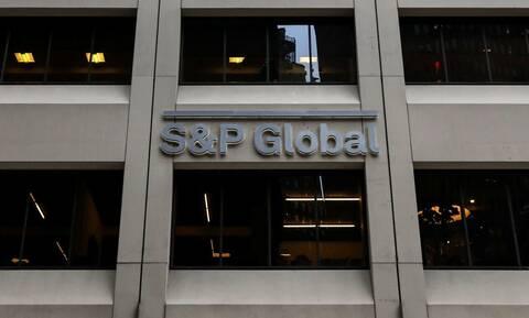 S&P Global: Σωρευτική ανάπτυξη έως 18,3% για την Ελλάδα μέχρι το 2026