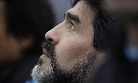Ντιέγκο Μαραντόνα Diego Maradona