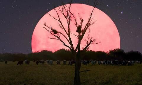 Απόψε θα έχει το πιο ιδιαίτερο φεγγάρι στον ουρανό