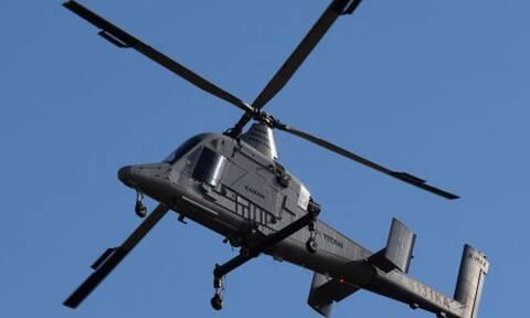 Ένας ιπτάμενος «τιτάνας»: Μη επανδρωμένο ελικόπτερο για μεταφορά βαρέων φορτίων