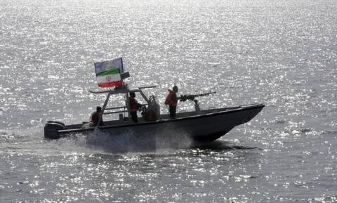 Πλοίο του IRGCN