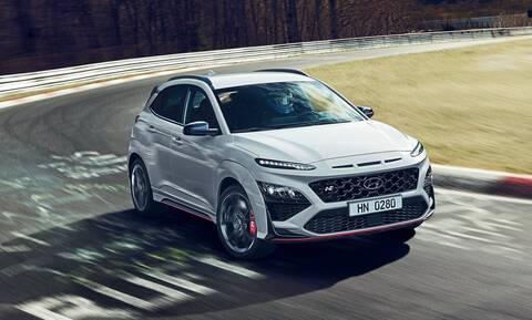 Kona N: To νέο σπορ SUV της Hyundai των 280 ίππων είναι πραγματικά γρήγορο