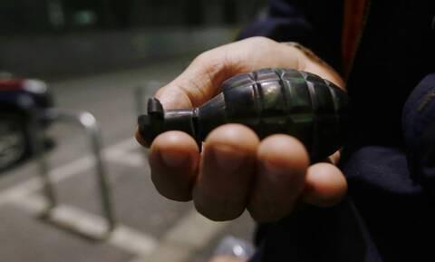 Γερμανία: Συναγερμός στην αστυνομία λόγω «χειροβομβίδας» που ήταν τελικά δονητής