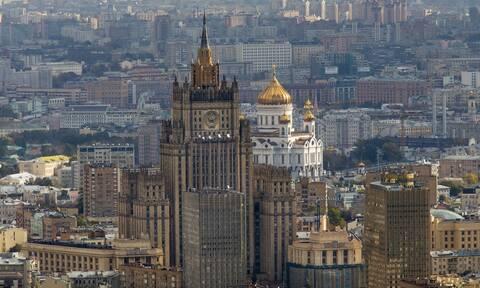 Ρωσία: Απέλαση διπλωματών από Σλοβακία, Λιθουανία, Εσθονία και Λετονία