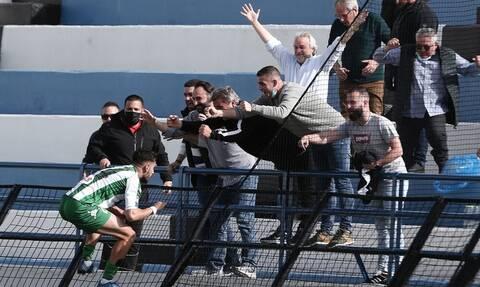 Ιωνικός-Λεβαδειακός 2-3: Μπήκε γκολ στο 93' και λιποθύμησε φίλαθλος - Θρίλερ στη Νίκαια