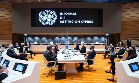 Κυπριακό: Αδιέξοδο στη Γενεύη – Νέα σύγκληση της Ολομέλειας από τον Γκουτέρες