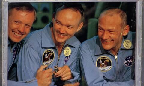Πέθανε ο αστροναύτης του Apollo 11, Μάικλ Κόλινς - Το τρίτο ιστορικό μέλος του πληρώματος