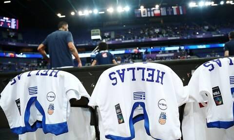 Εθνική ομάδα: Μαθαίνει αντιπάλους στο Eurobasket 2022