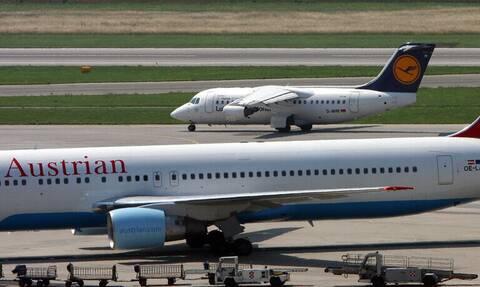 Αυστρία: Απαγόρευση προσγείωσης για πτήσεις από την Ινδία θα ισχύσει από αύριο στη χώρα