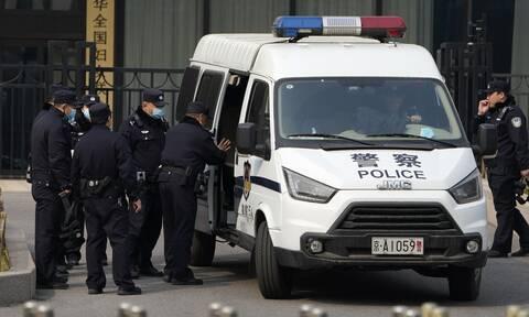 Κινέζικη αστυνομία