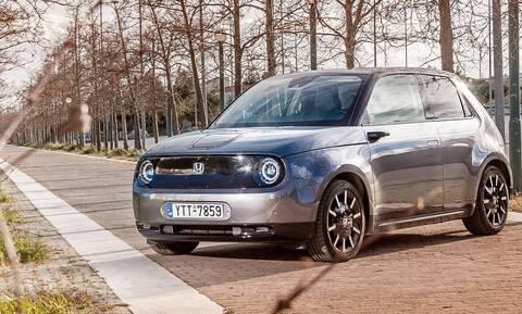 Δοκιμή Honda e (154 PS): Έτσι θα είναι όλα τα αυτοκίνητα στο άμεσο μέλλον;