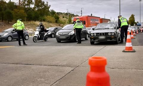 В Греции возле пунктов оплаты проезда по национальным трассам собрались километровые пробки