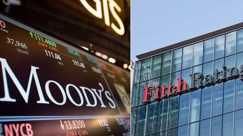 Θετικοί για τις προοπτικές της ελληνικής οικονομίας οι οίκοι Moody's και Fitch