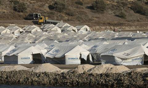 Kara Tepe facility to be returned to municipality on May 6, after 620 asylum seekers depart