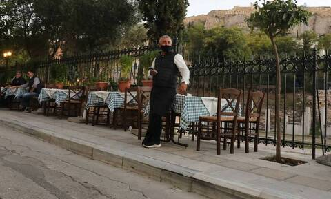 Support for restaurants, cafes and bars in May, Stampoulidis tells SKAI