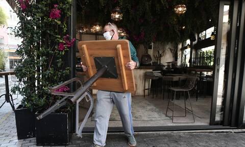 Βασιλακόπουλος: Γιατί απαγορεύτηκε η μουσική σε καφέ και εστίαση (vid)