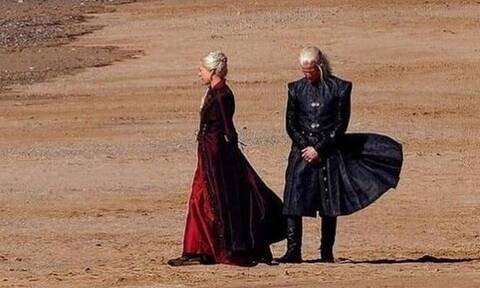 Game of Thrones: Ξεκίνησαν τα γυρίσματα του prequel με την ονομασία House of the Dragon