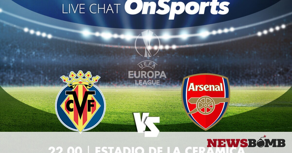 facebookVillarreal Arsenal live