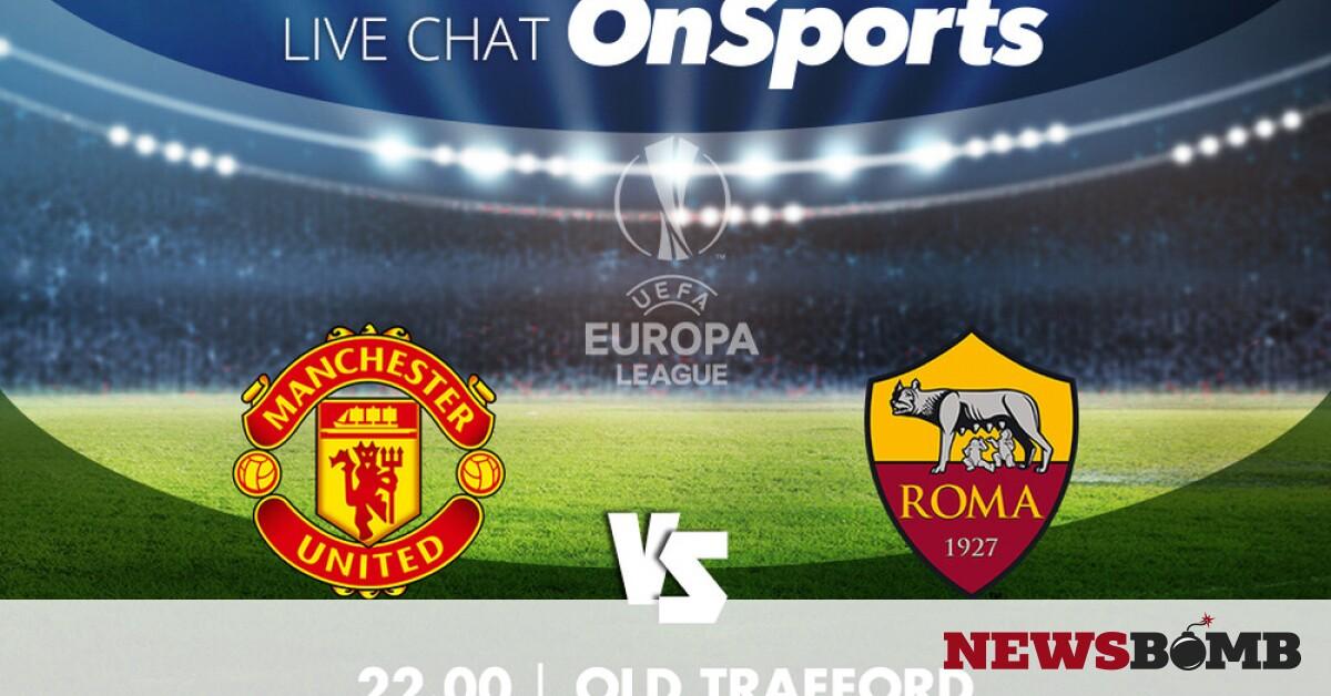 facebookManchesterUnited Roma live