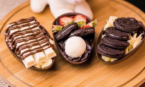 Πώς να περιορίσετε την κατανάλωση σοκολάτας το Πάσχα