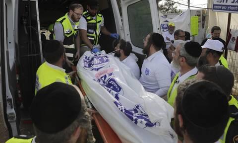 Θρήνος στο Ισραήλ: Πάνω απο 44 νεκροί ανάμεσά τους και παιδιά - Ποδοπατήθηκαν σε θρησκευτική γιορτή