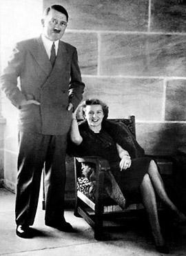 Eva Braun Hitler