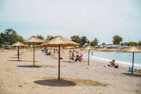 Οργανωμένες παραλίες: Πότε ανοίγουν – Τι προανήγγειλε ο Παναγιώτης Σταμπουλίδης