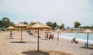 Греческие организованные пляжи открываются 15 мая