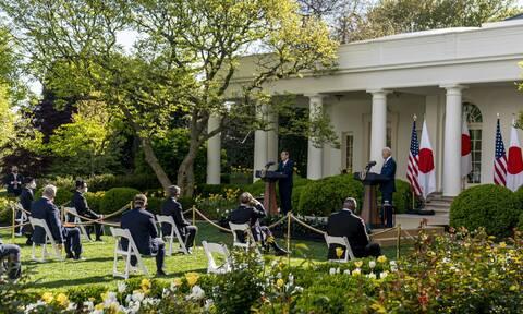 Tζιλ Μπάιντεν: Έκκληση στην πρώτη κυρία των ΗΠΑ για «λίφτινγκ» στον Κήπο των Ρόδων