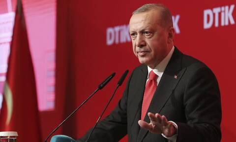 Χυδαία πρόκληση Ερντογάν: «Δεν είναι τίμιοι οι Ελληνοκύπριοι»