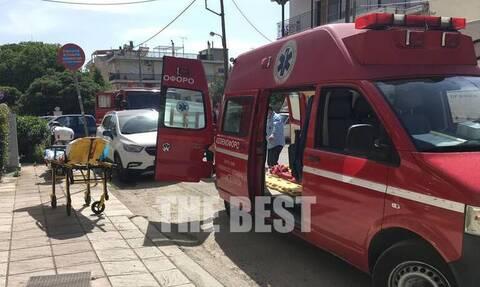 Τραγωδία στην Πάτρα: Νεκρή γυναίκα στην Αγυιά - Συνδρομή της πυροσβεστικής γιατί ήταν υπέρβαρη