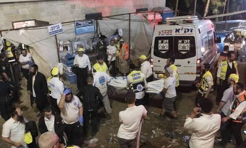 Τραγωδία χωρίς τέλος στο Ισραήλ – Έφτασαν τους 45 οι νεκροί στη θρησκευτική γιορτή