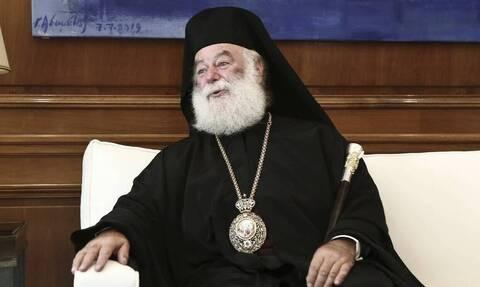 Αίγυπτος - Πατριάρχης Θεόδωρος: Ο Ελληνισμός και η Ορθοδοξία θα λάμπουν και θα υπάρχουν