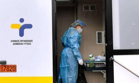 Κορονοϊός: Σε ποια σημεία θα πραγματοποιηθούν το Μεγάλο Σάββατο rapid test από τον ΕΔΟΥ