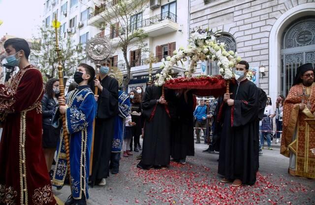 epitafios agios minas thessaloniki