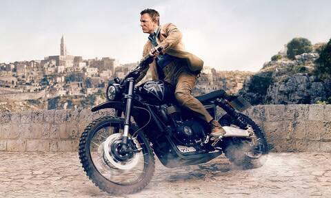 Τζέιμς Μποντ: Όλες οι μοτοσικλέτες που οδήγησε στις ταινίες