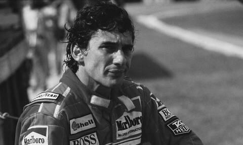 Ayrton Senna: Οι Βραζιλιάνοι τον λατρεύουν περισσότερο και από τον Πελέ