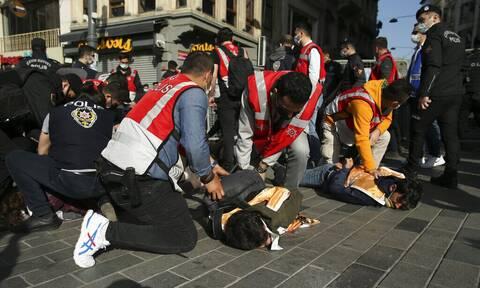 Κωνσταντινούπολη: Επεισόδια στην πλατεία Ταξίμ - Δεκάδες συλλήψεις (vid)