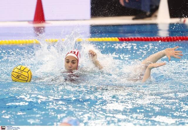 Ολυμπιακός Πόλο Γυναικών