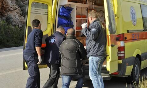 Τροχαίο στην Κρήτη: Πατέρας ενός βρέφους ο 40χρονος που «έσβησε» στην άσφαλτο