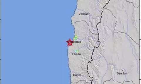 Σεισμός 5,8 Ρίχτερ στην Χιλή