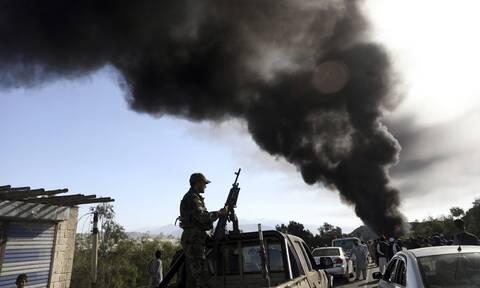 Αφγανιστάν: Σκληρές μάχες κυβερνητικών δυνάμεων και Ταλιμπάν ενώ αποχωρούν οι ΗΠΑ