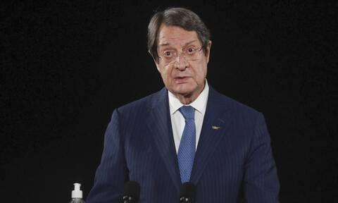 Ο Κύπριος πρόεδρος, Νίκος Αναστασιάδης