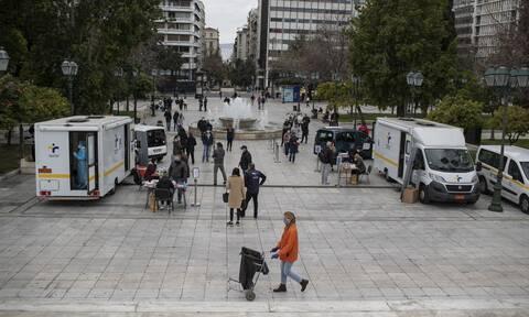 Κορονοϊός: Τα 37 σημεία σε όλη τη χώρα που θα πραγματοποιηθούν δωρεάν rapid test σήμερα (3/5)